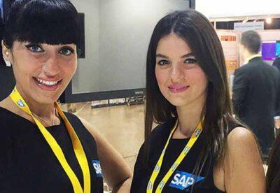 SAP Team at New World Uni